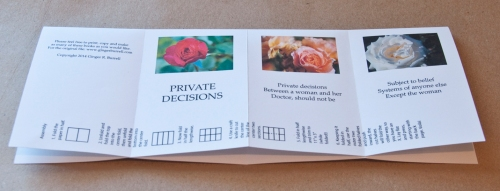 Private Decisions  (4 of 8)