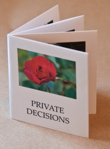 Private Decisions  (8 of 8)