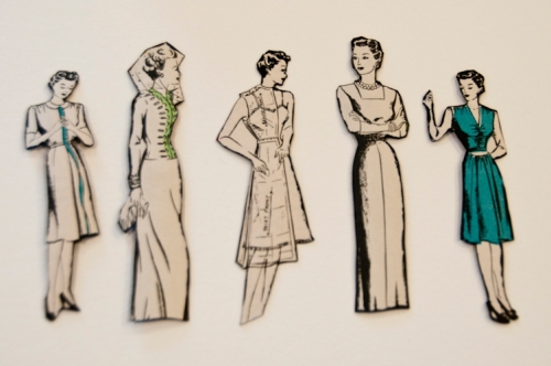 Ginger Burrell - Paper Doll - Small Images for Web (1 of 8)