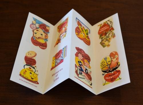 Memories of Love Flutter Book Instructions -Ginger Burrell (2 of 7)